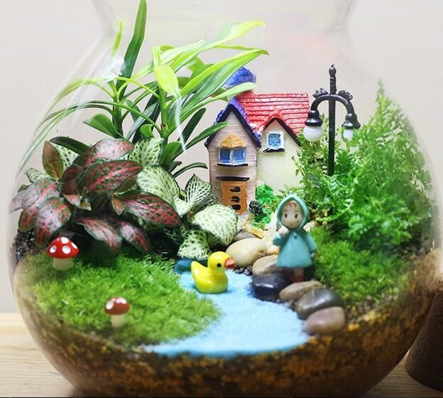 Wholesale Fairy Gardens Supplies Diy Miniature Garden