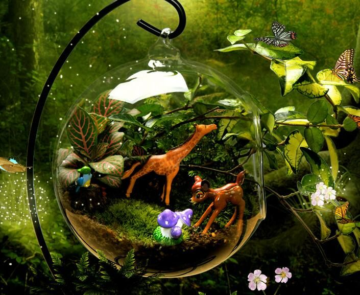 Wholesale Fairy Gardens Supplies Diy Miniature Garden