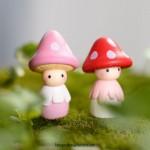 Mini Cute Resin Doll For DIY Mininature Plant Decoration Wholesale Price Fairy Garden Supply Miniature Fairy Garden Supplies Fairy Gardens Accessories