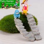 Fairy Garden Micro Landscape Miniature Garden  Emulational Stairs  Bend  Small Road Ladder Aisle  DIYResin Fairy Garden Decoration Fairy Garden Accessories  ZakkaOriginal Fairy Garden Decoration Fairy Garden Accessories